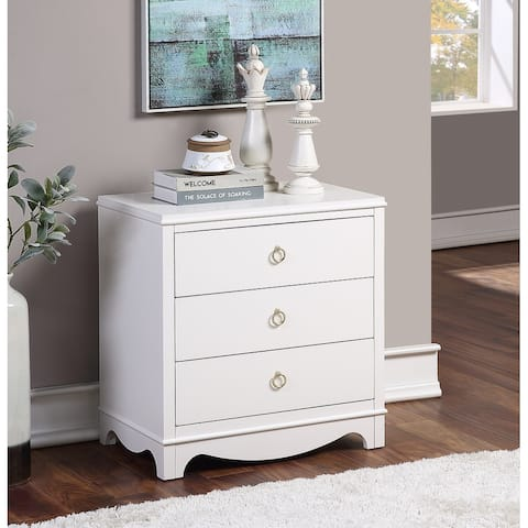 Larkwood 3-Drawer Nightstand by Greyson Living