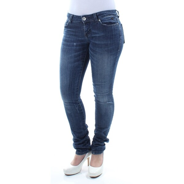 1d420224b8d Shop GRANE Womens Blue Jeans Juniors Size: 3 - Free Shipping On Orders Over  $45 - Overstock - 21274284