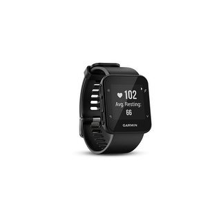Garmin Forerunner 35 Black GPS Running Watch with Wrist-based Heart Rate