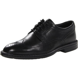 Rockport Mens Leather Wingtip Oxfords