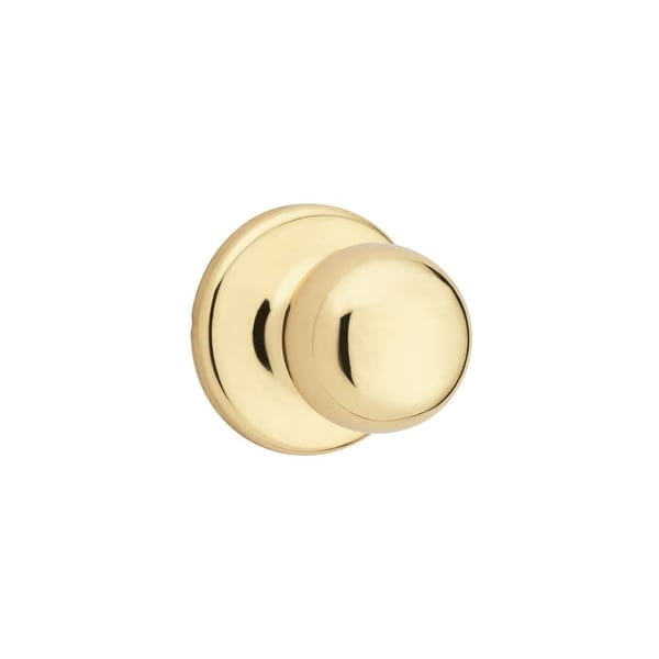 Weiser Lock GAC9675F Fairfax Single Cylinder Knob Interior Pack From The  Elements Series