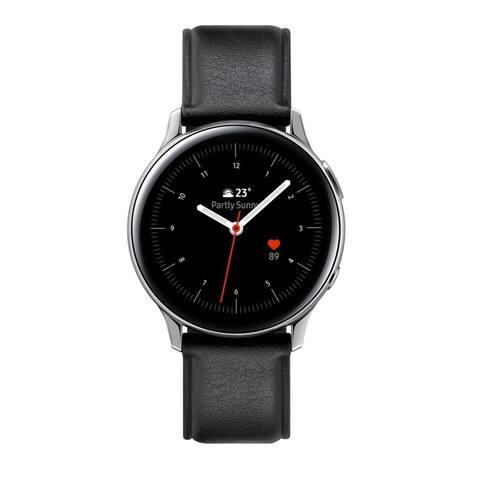 Samsung Galaxy Active 2 (40MM) R820 Wi-Fi Stainless Steel Watch (International Version)