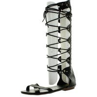 Cape Robin Womens Capitola-Jyx-1 Fashion Strappy Gladiator Sandals