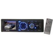 2.8'' TFT LCD Monitor w/ AM/FM-MP4/USB/SD Reader & AUX Input