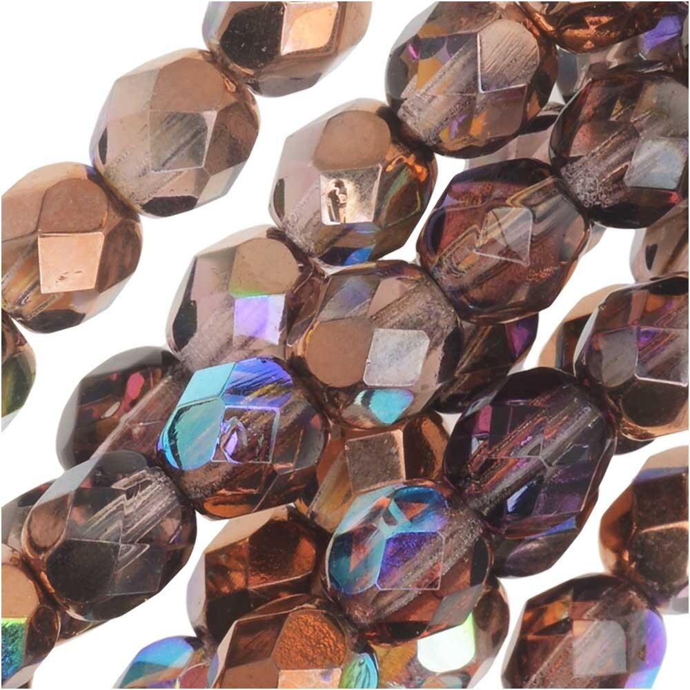 Pink Round 11mm Rose Quartz Gemstone Guru Beads 1 Set