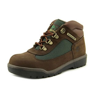 Timberland Field Boot Round Toe Leather Work Boot