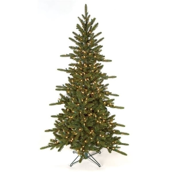 Autograph Foliages C-142354 5 ft. Russian Pine Tree Green