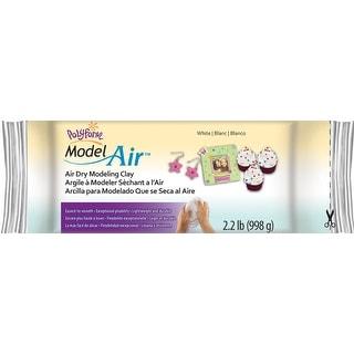 Model Air Clay 2.2lb-White