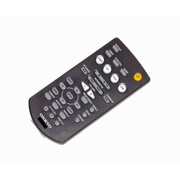 OEM Onkyo Remote Control Originally Shipped With: CR245, CR-245, CR255, CR-255, CS255, CS-255, CS345, CS-345