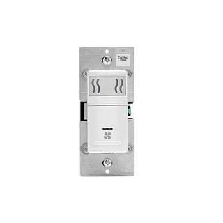 Leviton IPHS5-0LW Humidity Sensor/Fan Control, White, 5 Amp