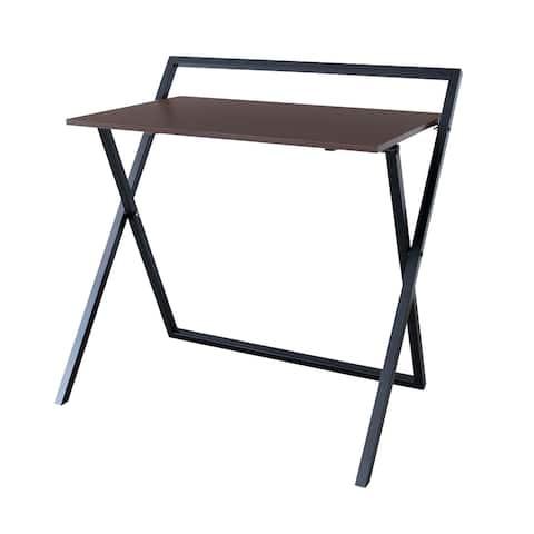 "Versanora - 34"" Folding Home Office Desk"
