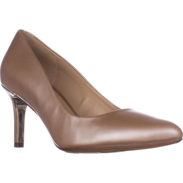 naturalizer Natalie Classic Pumps, Latte Leather