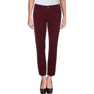 DL1961 Womens Skinny Jeans Denim Colored