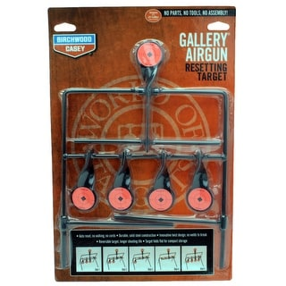 Birchwood casey 47017 birchwood casey 47017 gallery airgun resetting target
