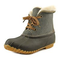 Sporto Diana Women  Round Toe Synthetic Brown Winter Boot