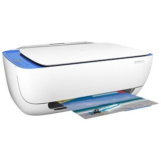HP Deskjet 3634 Inkjet Multifunction Printer - Plain Paper Print - Desktop - Wireless LAN
