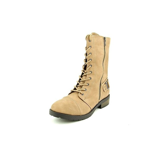 White Mountain Fiord Combat Boots