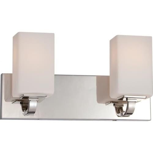 Nuvo Lighting 60/5182 Vista 2 Light Bathroom Vanity Light