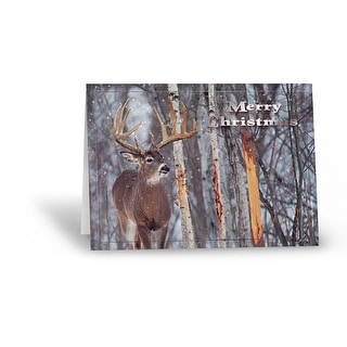 Legendary Whitetails Legendary Christmas Cards (12 Pack)