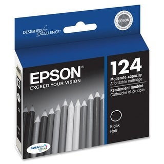 Epson T124120M INK EPSON MODERATE CAPACITY BLACK
