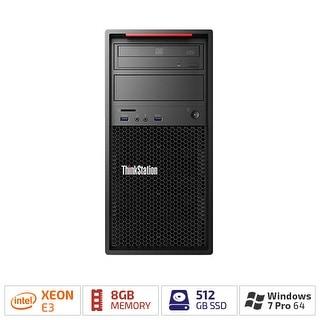 Lenovo 30BH0023US ThinkStation P320 Workstation w/ Windows 7 Pro (64-bit) & 8 GB DDR4 SDRAM