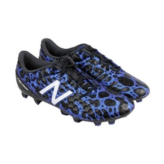New Balance Visaro Signal Limited Edition Mens Blue Soccer Cleats Shoes