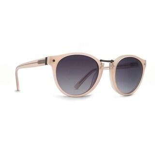 Vonzipper Sunglasses Stax Blush Trans Grey Gradient Polarized