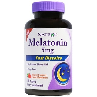 Natrol Melatonin 5mg Fd 150-count