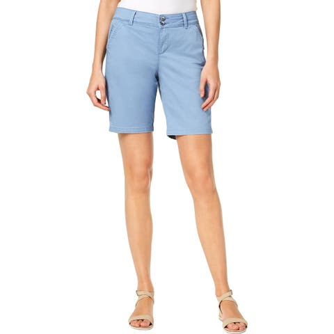 Lee Womens Bermuda Shorts Chino Bermuda