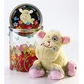 Zoocchini Lucy the Lamb Bucket Friend - Thumbnail 0