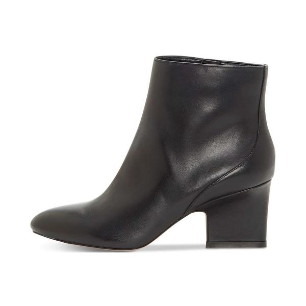 79c1a199ea9 Shop Enzo Angiolini Womens Cadyn Leather Almond Toe Ankle Fashion ...