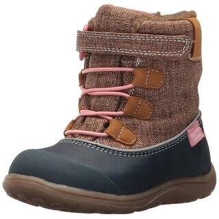 See Kai Run Kids' Abby WP/In Rain Boot