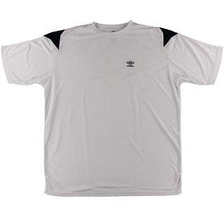 Umbro Mens Big & Tall Striker Jersey Pullover T-Shirt - 3xt