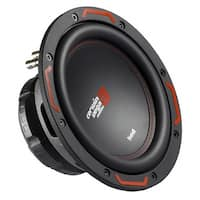 Hed 1000 Watts Max 10-In Dual Voice Coil Subwoofer 4 Ohms / 250 Watts Power Handling