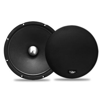 Vibe Bullet Series 8-Inch 600 Watt Mid-Range Speaker