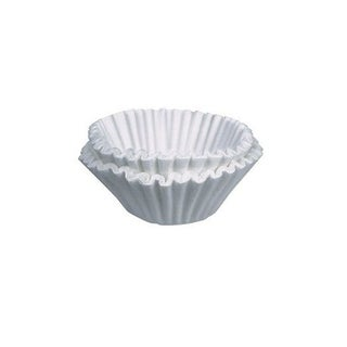 Bunn BCF-250 Coffee Filters, White