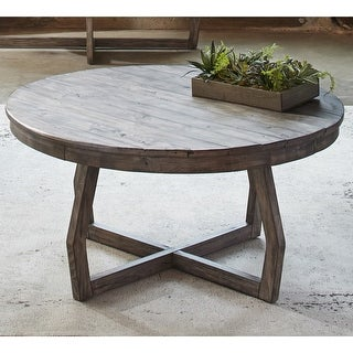 Link to The Gray Barn Rosings Park Grey Wash Cocktail Table Similar Items in Living Room Furniture