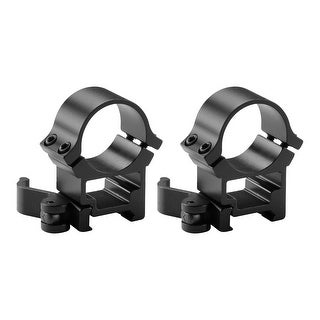 Barska optics ai12242 barska optics ai12242 30mm quick release rings