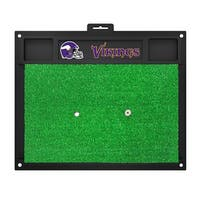 NFL Minnesota Vikings Golf Hitting Mat Golf Practice Accessory