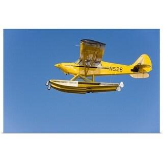 """Floatplane"" Poster Print"