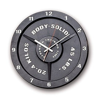 Body-Solid Strength Training Time Clock - Black
