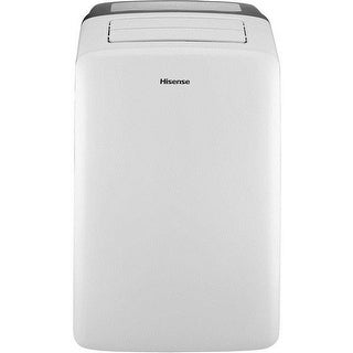 Hisense CAP-14DR1SFJS2 14,000 BTU Portable Air Conditioner with Heat (4-in-1) and I-Feel Temperature - White
