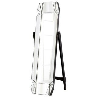 """Cyan Design 8731 Paramour 69"""" Tall Beveled Glass Standing Mirror"""