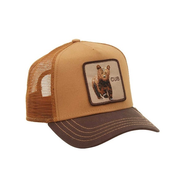 95487d8a84b6a Shop Goorin Bros. Mens Cub Hat in Brown - Free Shipping On Orders ...