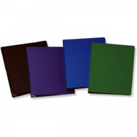"""Avery VP-10-AD 3-Ring Economy Binder, Assorted Color, 1"""""""