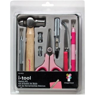 i-tool Basics Kit-10pcs