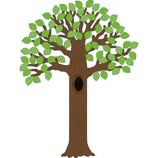 Big Tree With Polka Dot Leaves Bbs