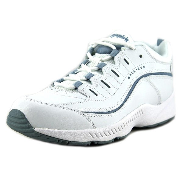 Easy Spirit Romy Women Round Toe Leather White Walking Shoe