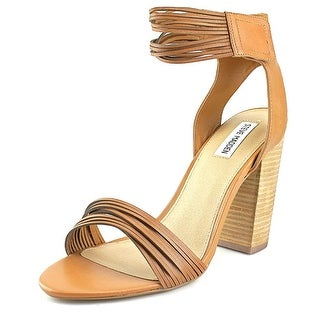 Steve Madden IKONIK Open Toe Leather Sandals