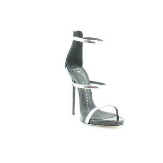 Giuseppe Zanotti Harmony Women's Heels Blk /Silver
